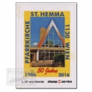 stampservice Wilfersdorf - stamp for you, 50 Jahre...